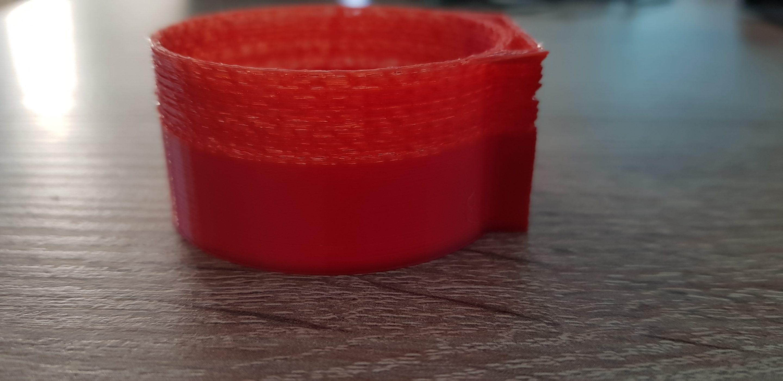 3D Druck Unterextrusion